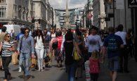 U.K. Shoppers